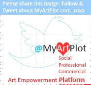 MyArtPlot Art Community