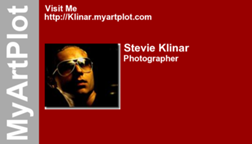 Stevie Klinar's business card